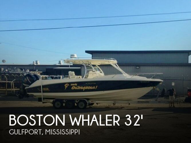 Used Boston Whaler Boats For Sale by owner | 2006 Boston Whaler 32