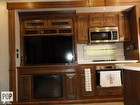 Cabinets, Microwave, TV