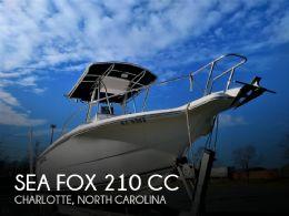 2005 Sea Fox 210 CC