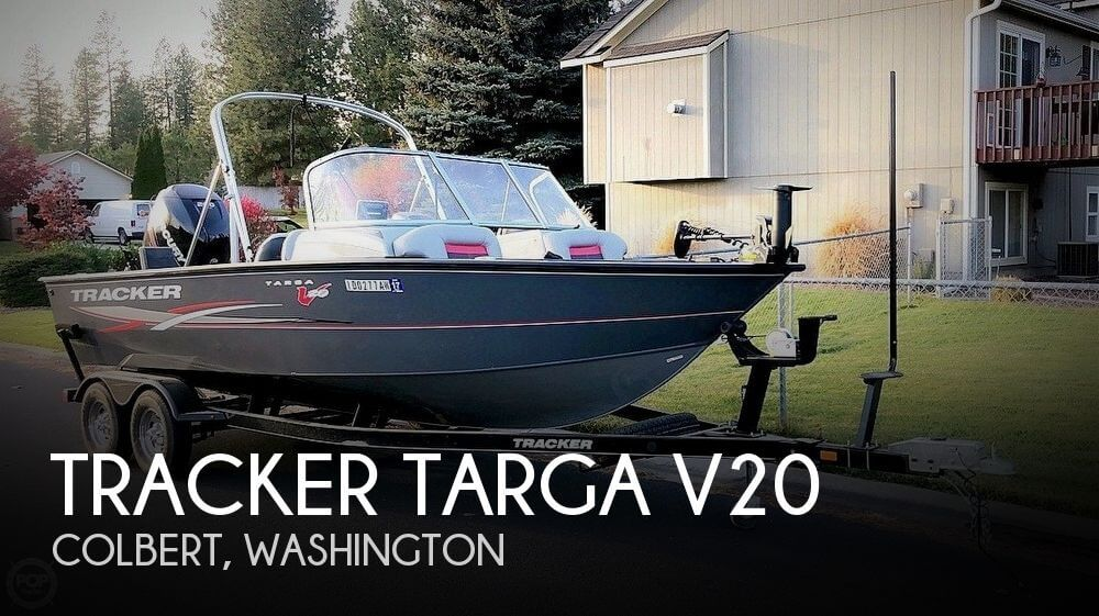 2016 TRACKER BOATS TARGA V20 for sale
