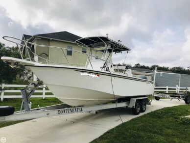 Edgewater 247cc, 24', for sale - $30,000