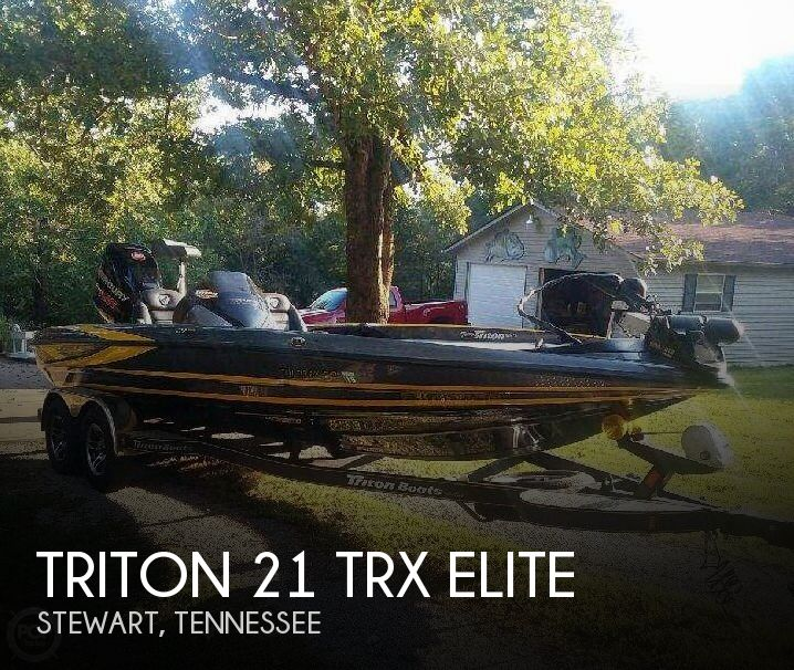 Used Boats For Sale in Clarksville, Tennessee by owner | 2015 Triton 21