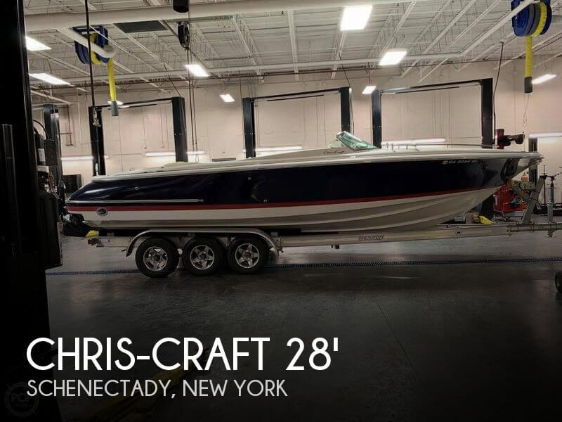 Used Boats For Sale in Albany, New York by owner | 2008 Chris-Craft 28