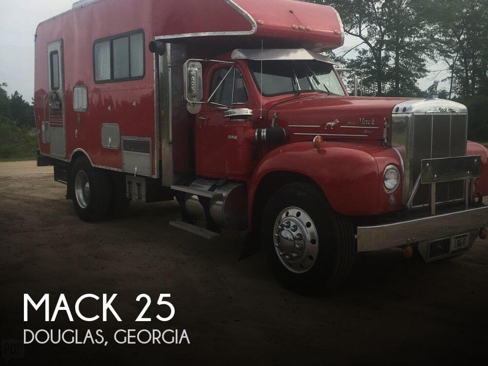1963 Mack 25
