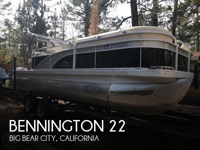 Used Bennington Pontoon Boats For Sale by owner | 2013 Bennington 22