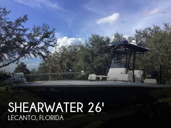 Used Shearwater Boats For Sale by owner | 2017 Shearwater Carolina Flare 270