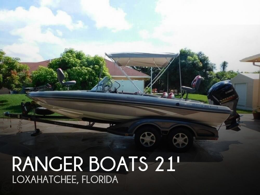 Used Ranger Fishing boats For Sale by owner   2011 Ranger Boats 21