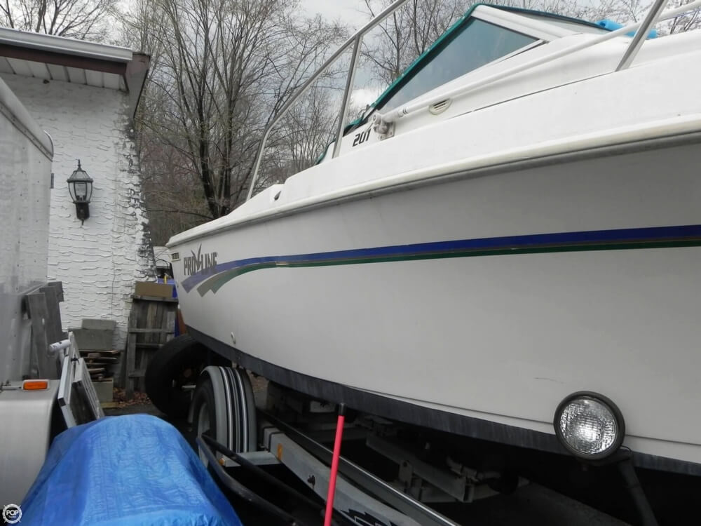1997 Pro-Line boat for sale, model of the boat is 201 Walkaround & Image # 18 of 40