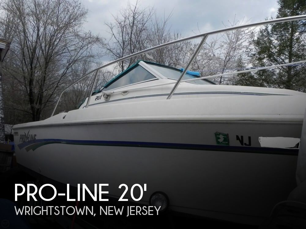 1997 Pro-Line boat for sale, model of the boat is 201 Walkaround & Image # 1 of 40