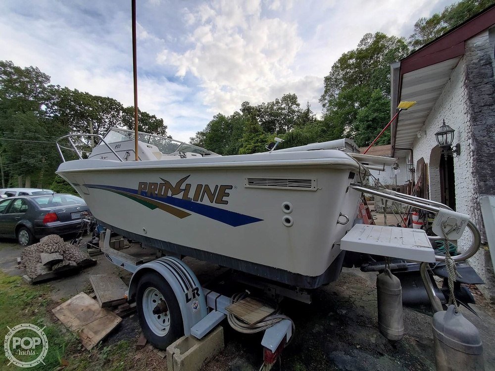 1997 Pro-Line boat for sale, model of the boat is 201 Walkaround & Image # 39 of 40