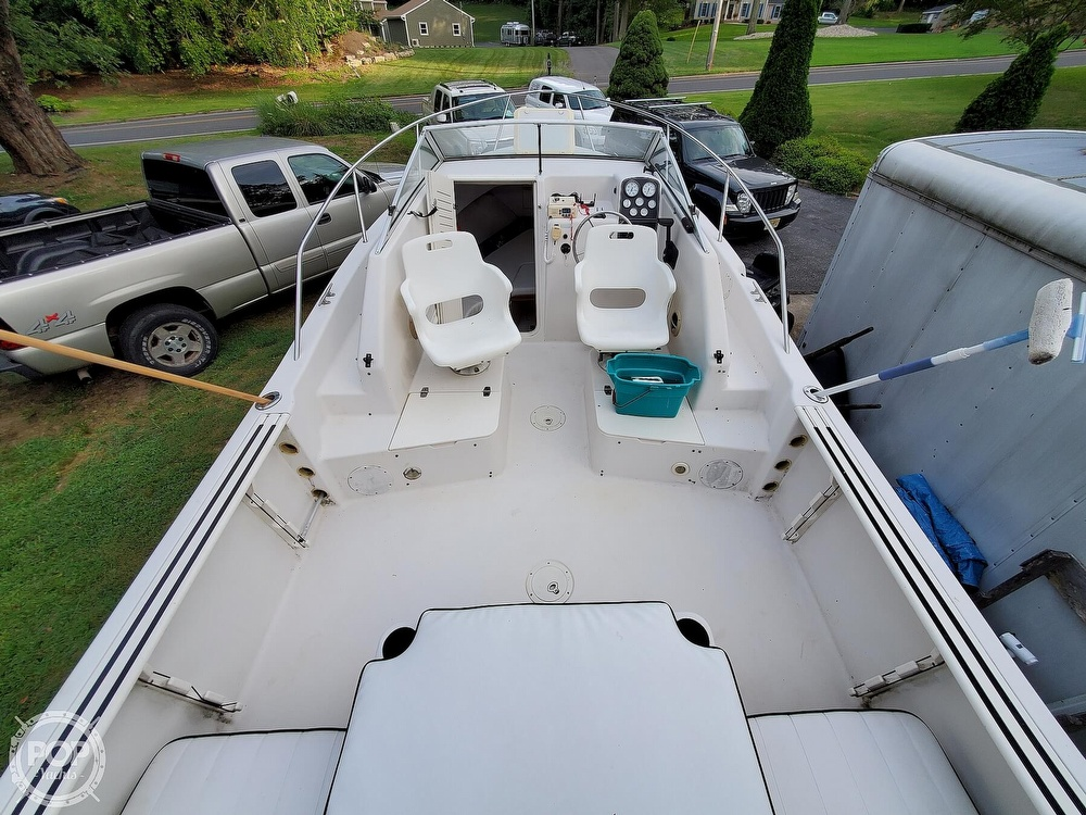 1997 Pro-Line boat for sale, model of the boat is 201 Walkaround & Image # 4 of 40