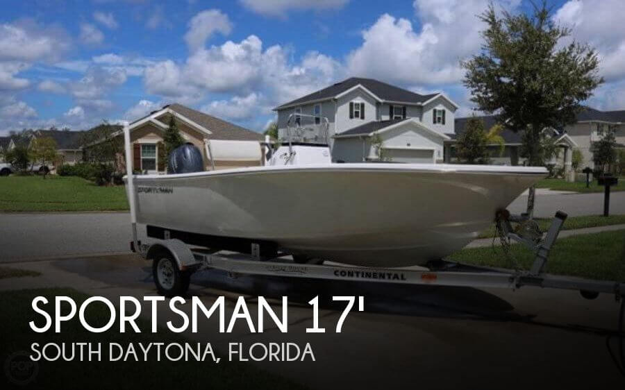 Used Sportsman Boats For Sale by owner | 2017 Sportsman 17