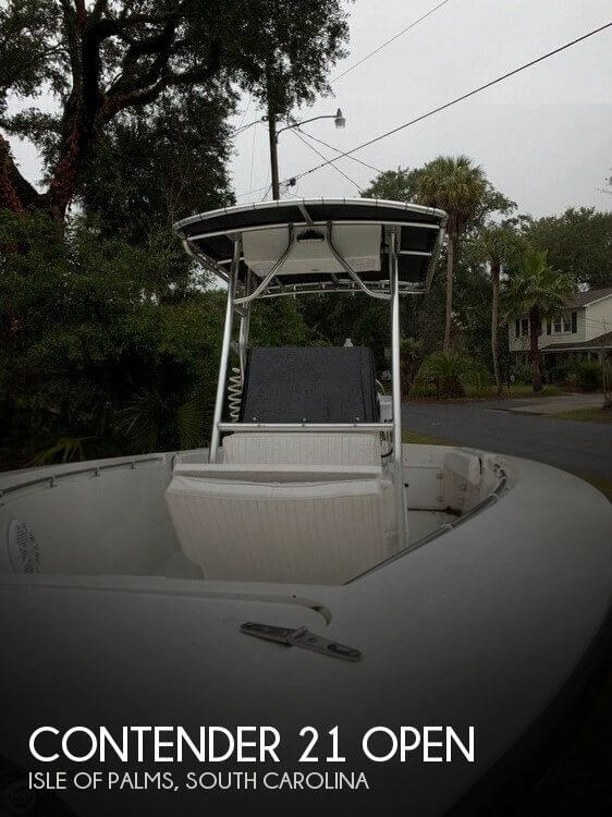 Used Contender Boats For Sale by owner | 1996 Contender 21