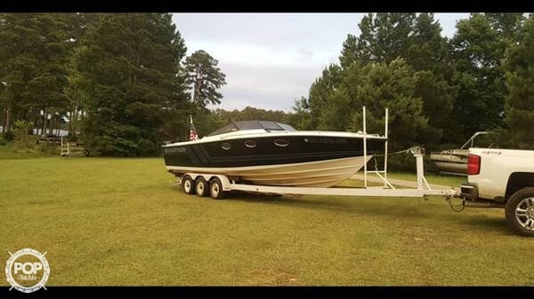 1988 Marathon boat for sale, model of the boat is 3200 Eagle & Image # 3 of 40