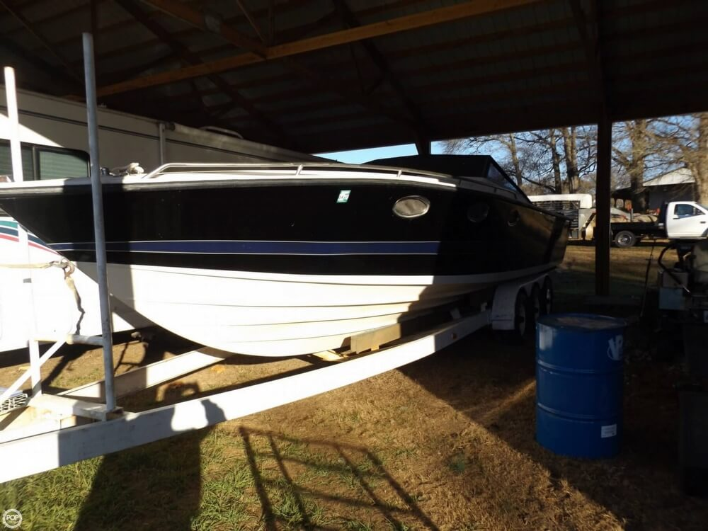 1988 Marathon boat for sale, model of the boat is 3200 Eagle & Image # 7 of 40
