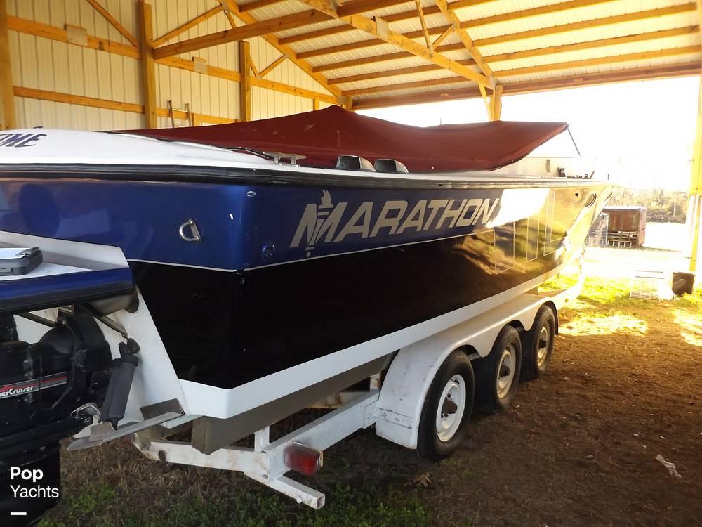 1988 Marathon boat for sale, model of the boat is 3200 Eagle & Image # 9 of 40