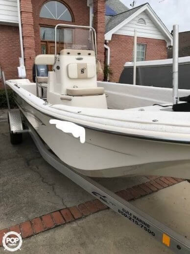 Carolina Skiff 20 JVX, 20', for sale - $21,500