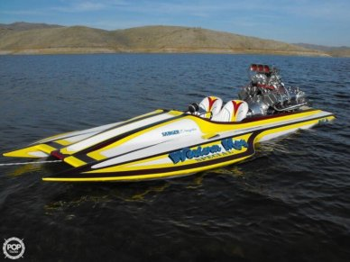 Sanger Hydro Prototype 18, 18', for sale - $42,800