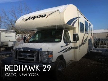 2017 Jayco Redhawk 29