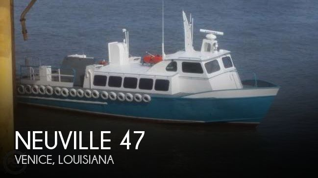 Used Boats For Sale in New Orleans, Louisiana by owner | 1978 Neuville 47