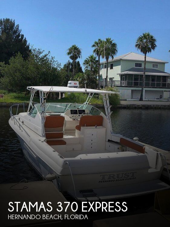Used Stamas Boats For Sale by owner | 2001 Stamas 37