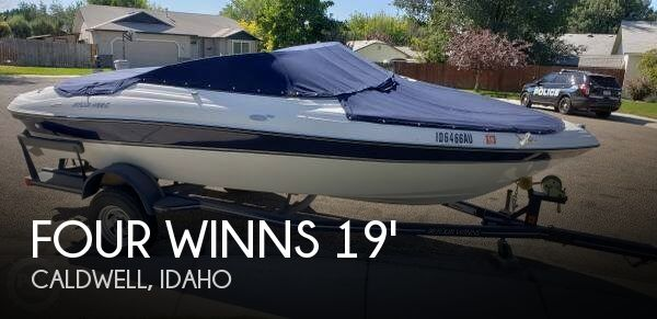 Used Boats For Sale in Boise, Idaho by owner | 2007 Four Winns 19