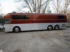 Eagle Tour Bus With Tag Axle 40 Foot