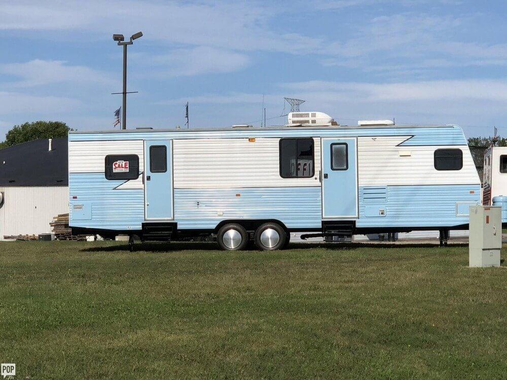 Fleetwood Travel Trailers >> Sold Fleetwood Travel Trailer Rv In Kenosha Wi 166167
