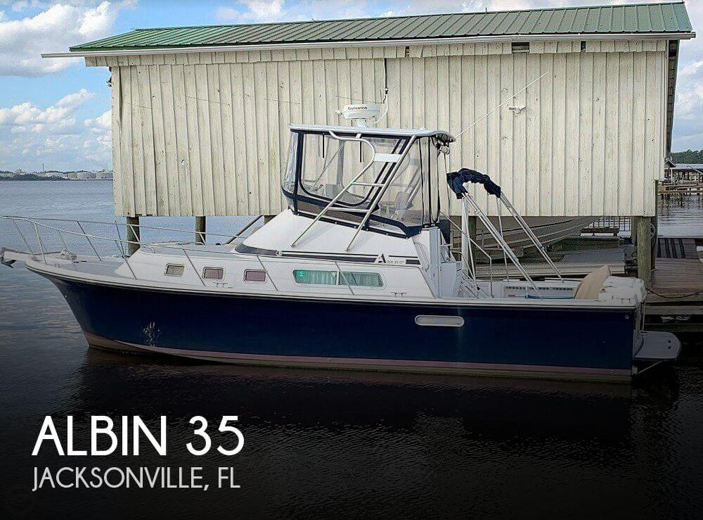 Used Boats For Sale in Gainesville, Florida by owner | 2006 Albin 35