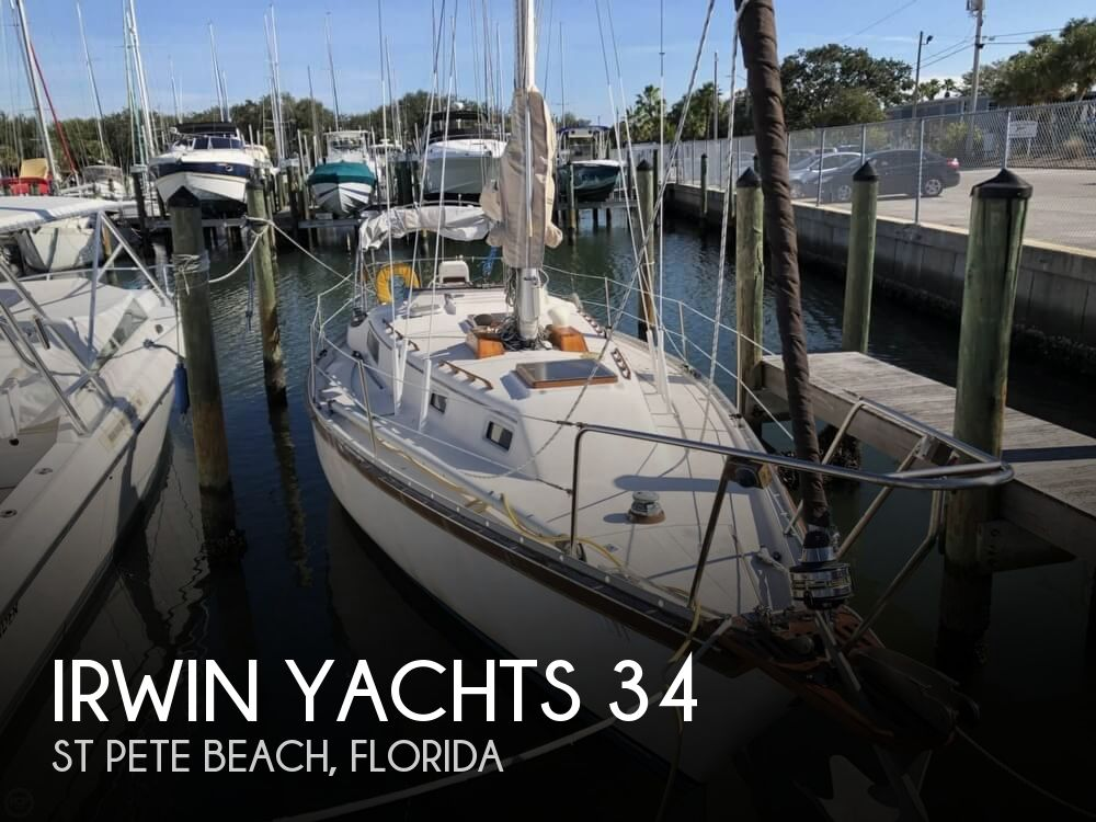 1979 IRWIN 34 CITATION for sale
