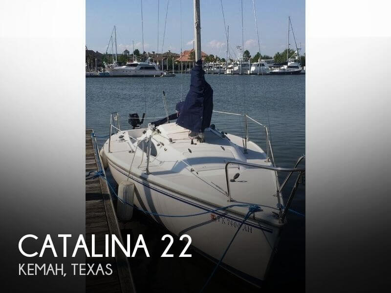 2007 Catalina 22