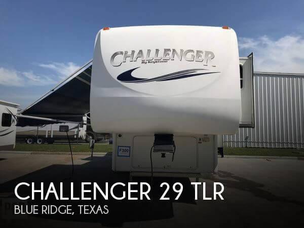 2007 Keystone Challenger 33