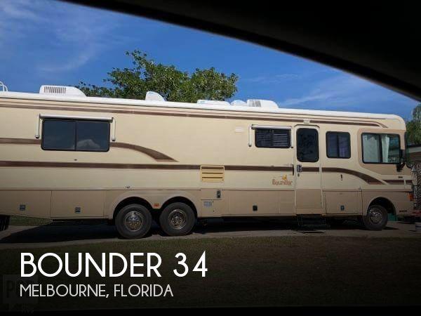 1997 Fleetwood Bounder 34