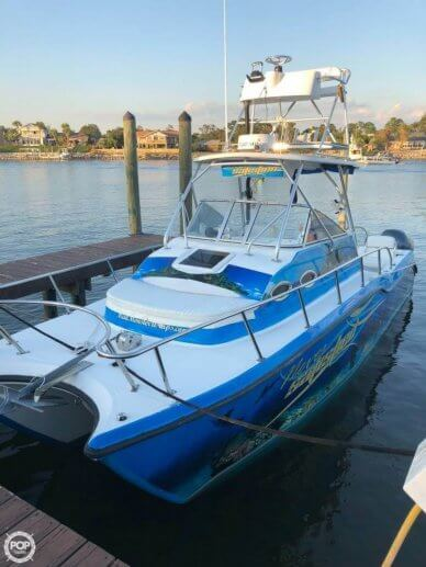 Baha Cruisers 296 King Cat, 29', for sale - $99,500