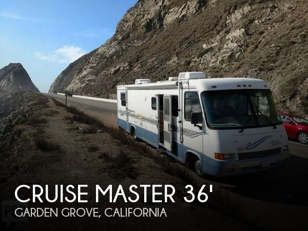 1997 Georgie Boy Cruise Master M-3595
