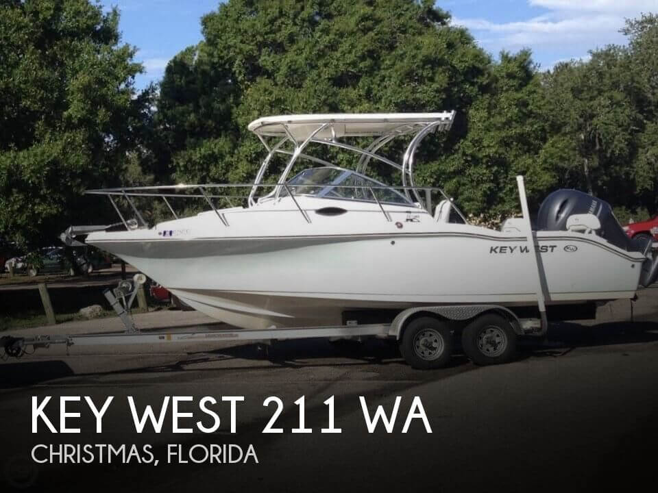 Used Key West Boats For Sale by owner | 2013 Key West 21