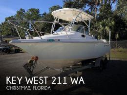 2013 Key West 211 WA