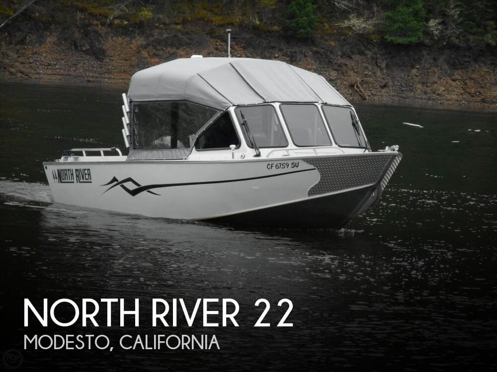 Used Boats For Sale in Merced, California by owner | 2000 North River 22