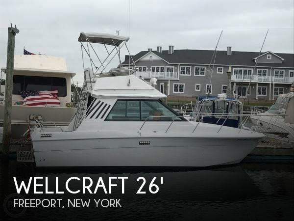 Used Wellcraft 26 Boats For Sale by owner | 1982 Wellcraft 26
