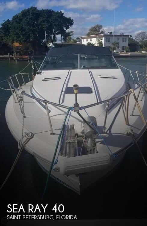 1988 Sea Ray 40