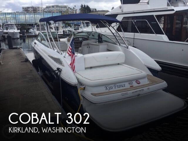Used Power boats For Sale in Washington by owner | 2007 Cobalt 30