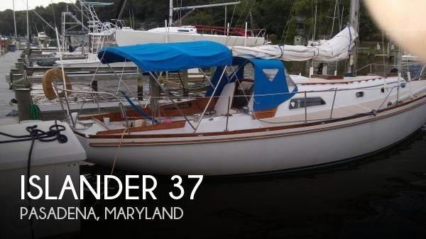 Used Boats For Sale by owner | 1968 Islander 37
