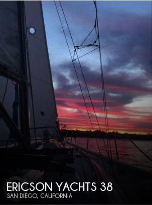 1984 Ericson Yachts 38