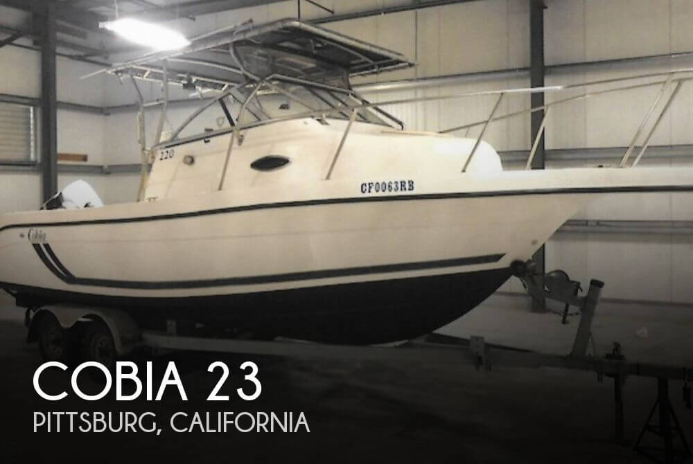 Used Cobia Boats For Sale by owner | 1998 Cobia 23