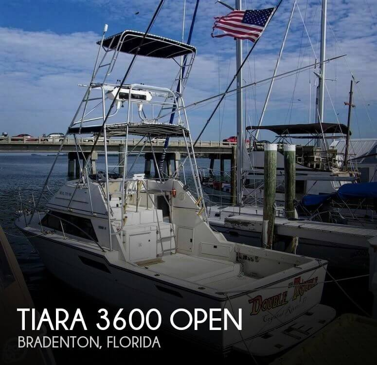 1988 Tiara 3600 Open