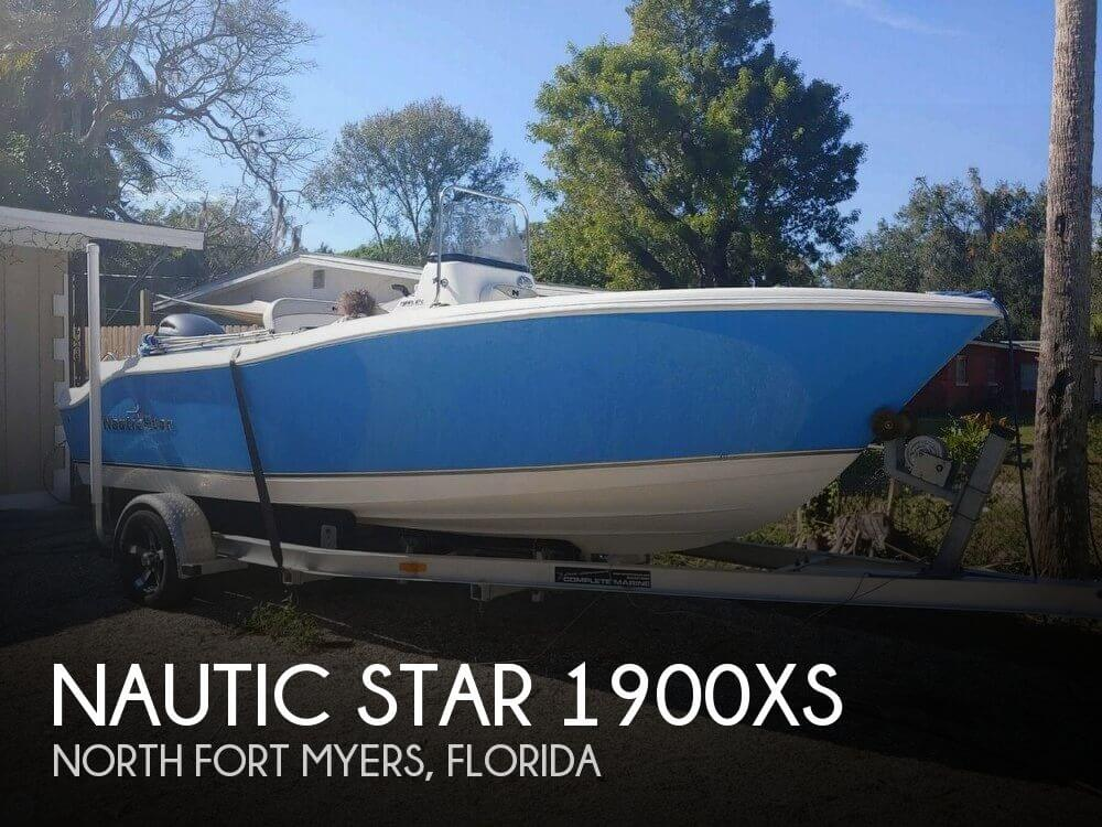 Used Nautic Star 19 Boats For Sale by owner | 2015 Nautic Star 19