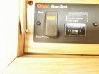 729 Hours On 4500 Watt Onan Generator With Auto Start