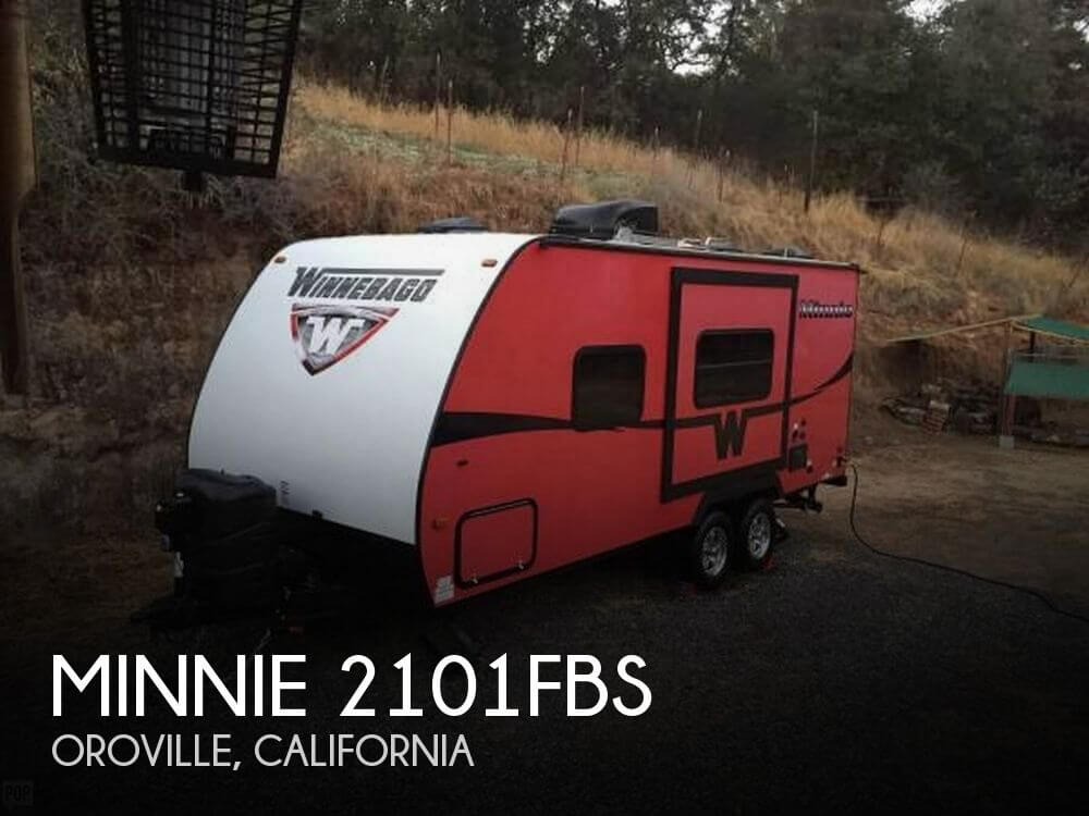 2016 Winnebago Minnie 20