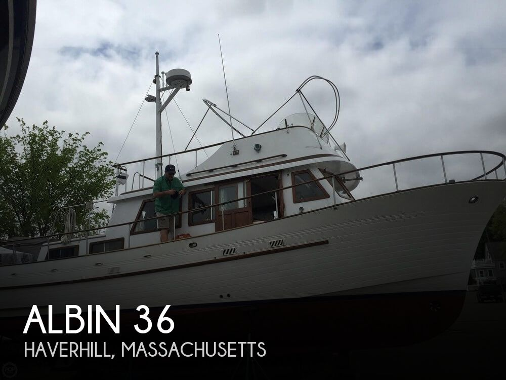 Used Albin Boats For Sale by owner | 1979 Albin 36