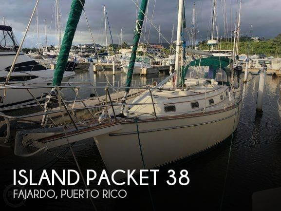 Used Island Packet Boats For Sale by owner | 1990 Island Packet 38